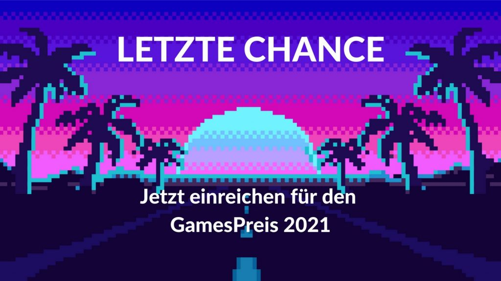 GamesPreis 2021